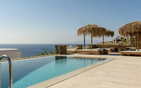 The Summit of Mykonos Bed And Breakfast Καλό Λιβάδι