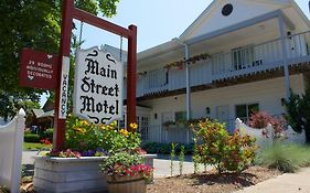 Main Street Motel Fish Creek