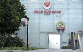 Motel Voce Que Sabe (Adults Only) photos Exterior