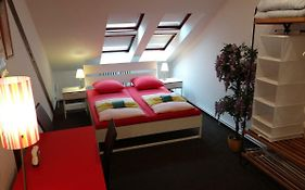 Youth Hostel Prag