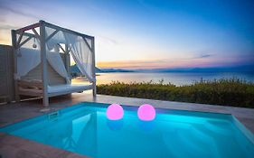 Palms And Spas, Corfu Boutique Apartments Messonghi