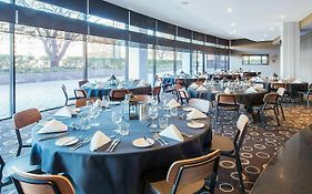 The Crowne Plaza Canberra