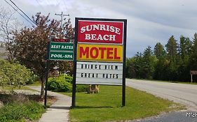 Sunrise Beach Motel Mackinaw City