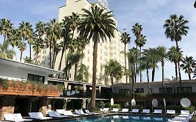 The Roosevelt Hotel in Hollywood