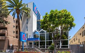 Motel 6 Hollywood Ca