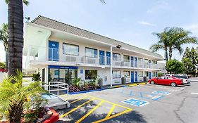 Motel 6 Rosemead California