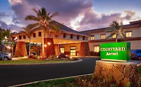Marriott Courtyard Laie