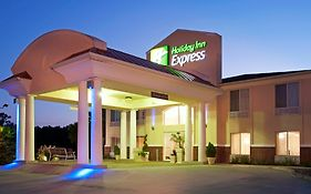 Holiday Inn Express Leesville Louisiana