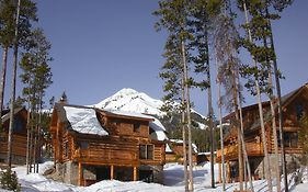 Powder Ridge Cabins Big Sky Montana