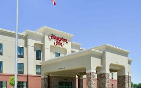 Hampton Inn Clinton Ia