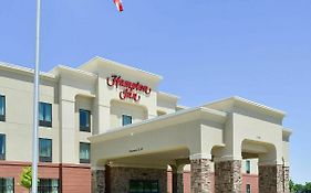 Hampton Inn Clinton Clinton Ia