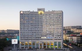Azimut Hotel Murmansk photos Exterior