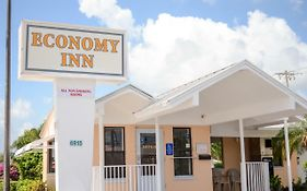 Economy Inn West Palm Beach Florida