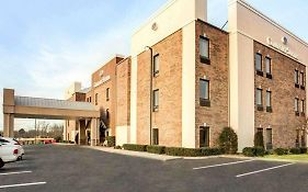 Comfort Inn Crossville Tn