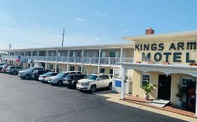 Kings Arms Motel Ocean City Maryland
