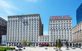 Congress Hotel Chicago Illinois