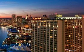 Baltimore Marriott Waterfront Baltimore Md