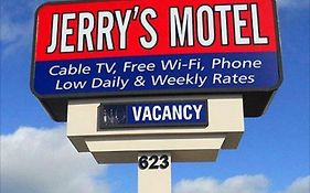 Jerry's Motel Oakdale California