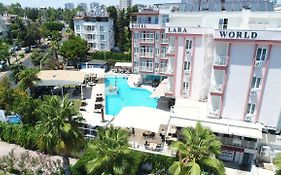 Lara World Hotel in Antalya