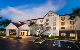 Fairfield Inn & Suites Boca Raton Boca Raton Fl