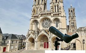 Logis Du Parvis ***Face Cathedrale/In Front Of The Cathedral*** photos Exterior