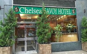 Savoy Hotel New York City