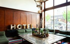 Ace Hotel Portland Oregon