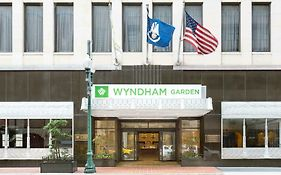 Wyndham Garden Hotel in New Orleans
