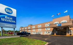 Best Western Crossroads Motor Inn Thunder Bay On