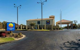 Comfort Inn Brownsville Tn