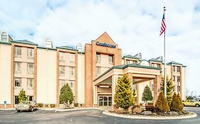 Comfort Inn Airport Roanoke Va