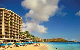 Outrigger Reef Hotel Honolulu Hawaii