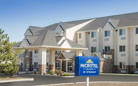 Microtel Inn And Suites Klamath Falls
