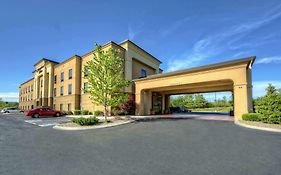 Hampton Inn Crossville Tennessee