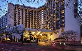 Marriott Downtown Waterfront Portland Oregon