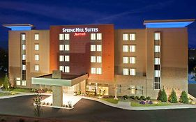Springhill Suites by Marriott Chattanooga Downtown/cameron Harbor Chattanooga, Tn