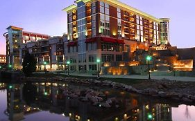 Hampton Inn Riverplace Greenville Sc