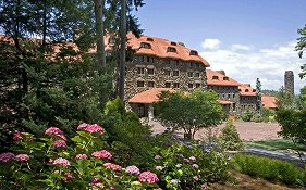 The Omni Grove Park Inn Asheville North Carolina