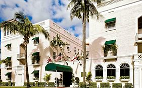 Chesterfield Hotel in Palm Beach