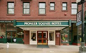 Best Western Plus Pioneer Square Hotel Seattle Wa