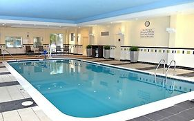 Fairfield Inn & Suites Hartford Airport Windsor Locks Ct