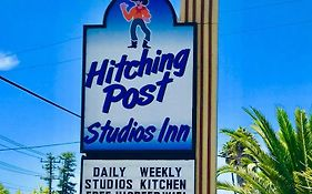 Hitching Post Motel Santa Cruz
