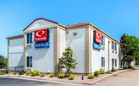 Econo Lodge Airport Colorado Springs Co