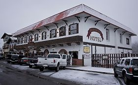 Bavarian Ritz Hotel Leavenworth Washington