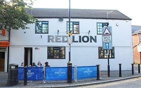 Ye Olde Red Lion Tredegar