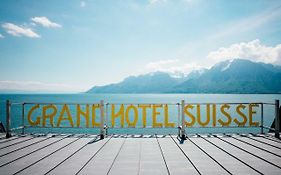 Grand Hotel Suisse Majestic Montreux