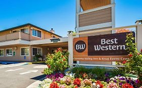 Best Western Sonoma Valley Inn & Krug Event Center