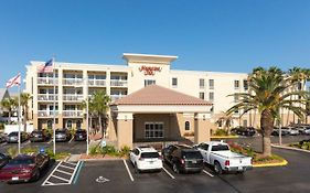 Hampton Inn st Augustine Beach Fl