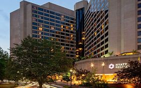Hyatt in Crystal City Va