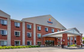 Comfort Suites Southfield Michigan